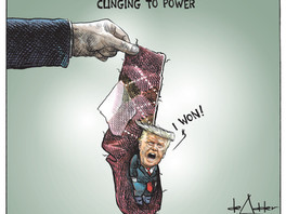 Clinging to Power