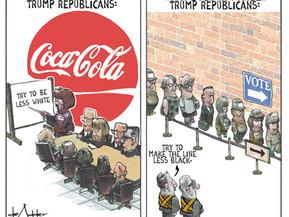 Two Cartoons