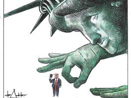 Cartoon for November 6, 2020