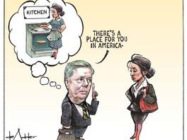 Cartoon for November 1, 2020