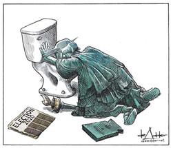 Liberty's Election Reaction