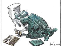 Cartoon for November 4, 2020
