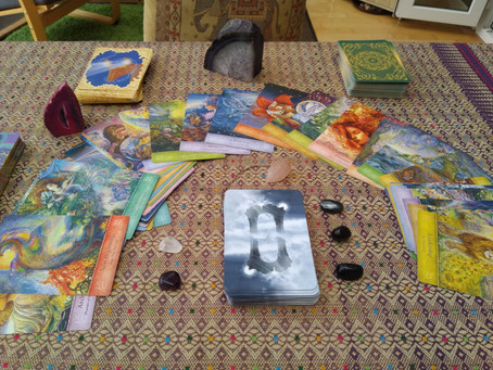 Oracle Card Readings for 2021
