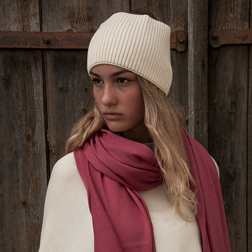 Mod.112. BROAD SCARF in 100% COTONE.