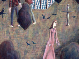 upcoming solo exhibition: she-bear gallery, portland, maine