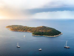 Purjetamine Horvaatias Saul Sailing 2