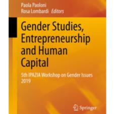 Gender Studies, Entrepreneurship and Human Capital