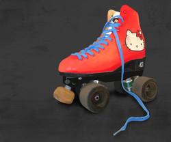 Roller Skate Illustration
