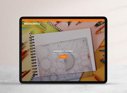 Mathomat Website