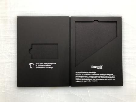 Presentation Folio Design