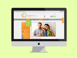 HealthMates Website
