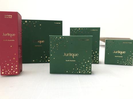 Jurique Packaging Design