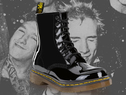 Illustrated Dr Martens - Photorealism