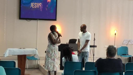 Témoignage Baptême de Golwin