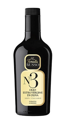 Bottiglia olio extravergine d'oliva Puglia