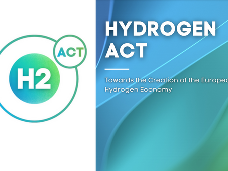 AHP supports Hydrogen Europe's Hydrogen Act