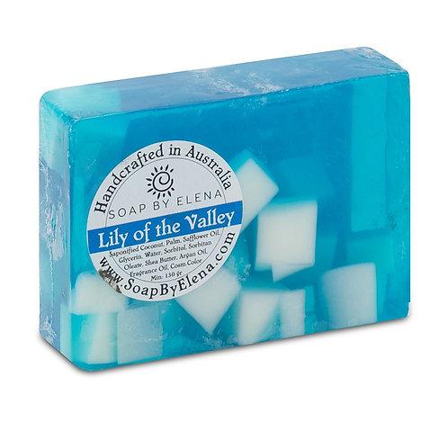 澳洲【SOAP BY ELENA】百合山丘 手工養膚皂 130g