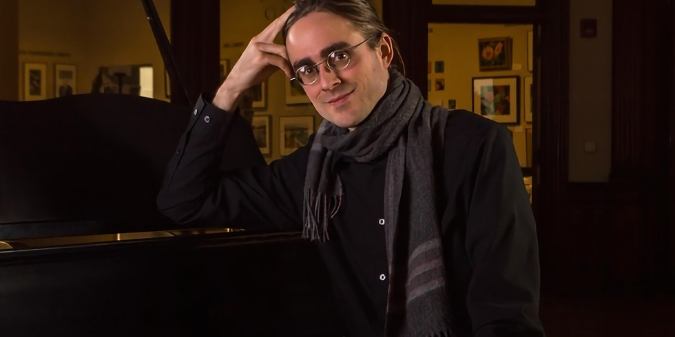"""A """"Classical Summer Evening"""" with local Pianist, Alexander Knight"""