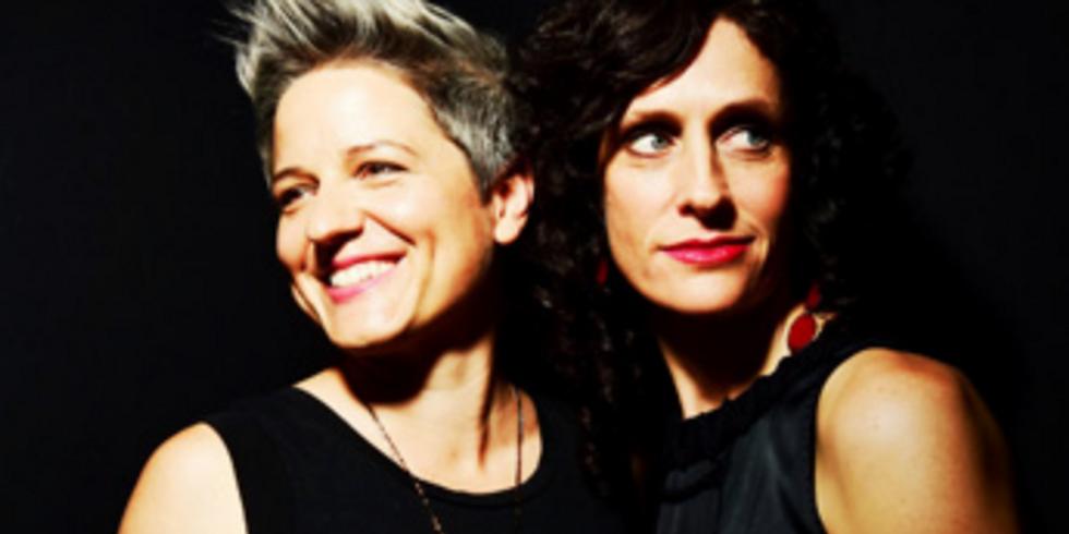 Redwood Jazz Alliance | Jenny Scheinman & Allison Miller's Parlour Game (Night 2 of 2)