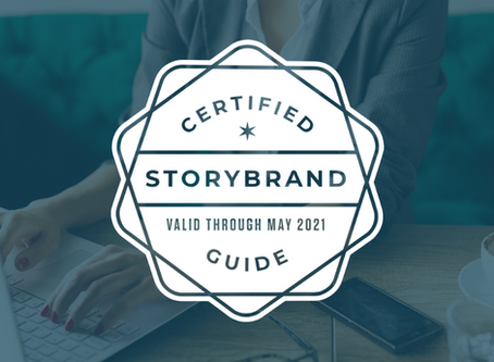 Why I Became a StoryBrand Certified Guide