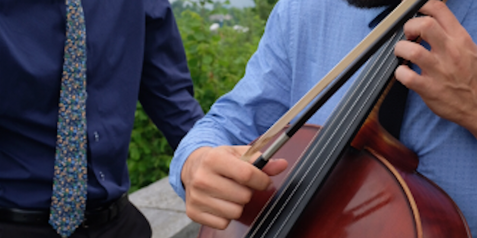 Trinity Alps Chamber Music Festival | Pianist Ian Scarfe and Cellist Charles Akert