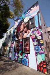 Eureka Street Art Festival   Artist: Blake Reagan