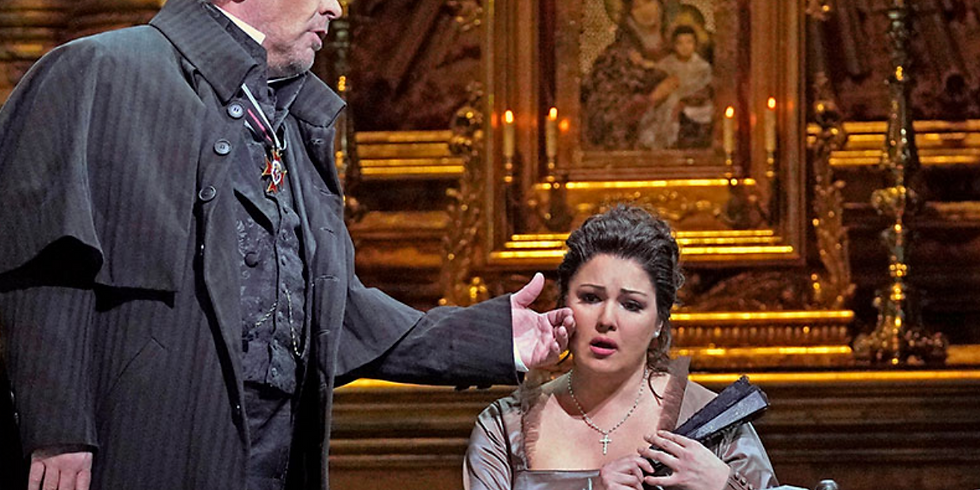 Met Opera Live at the Minor   Tosca