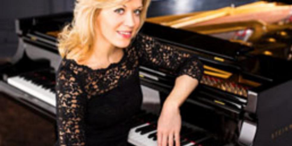 North Coast Piano Festival   Master Class with Olga Kern