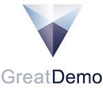 The Second Derivative Logo
