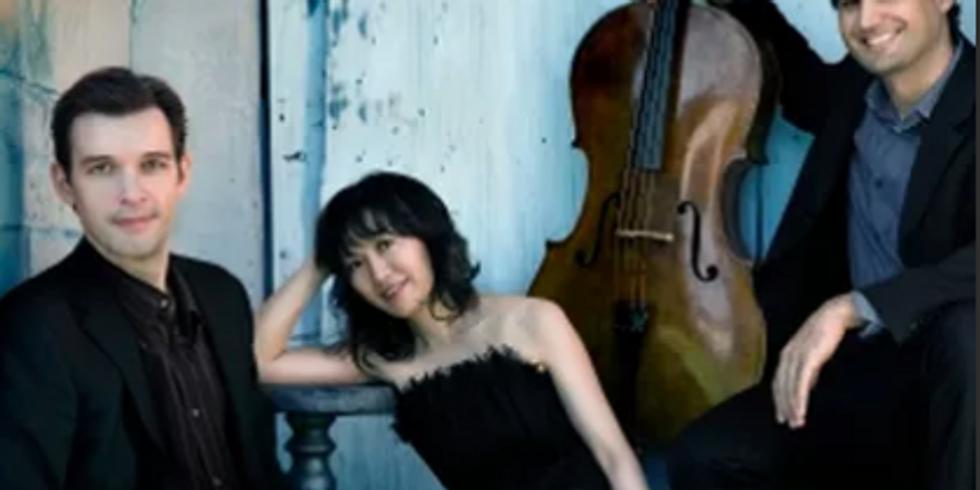 Eureka Chamber Music Series | Horszowski Trio