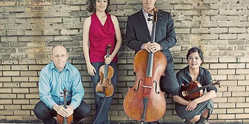 Eureka Chamber Music Series   Arianna String Quartet