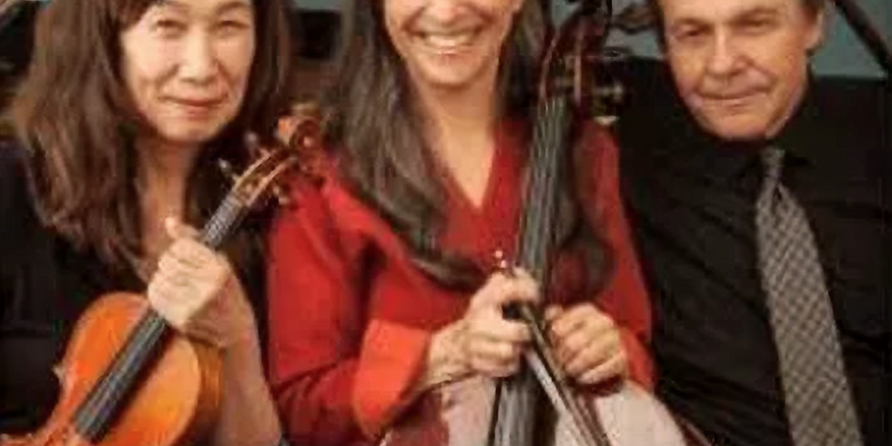 Eureka Chamber Music Series   Raphael Trio