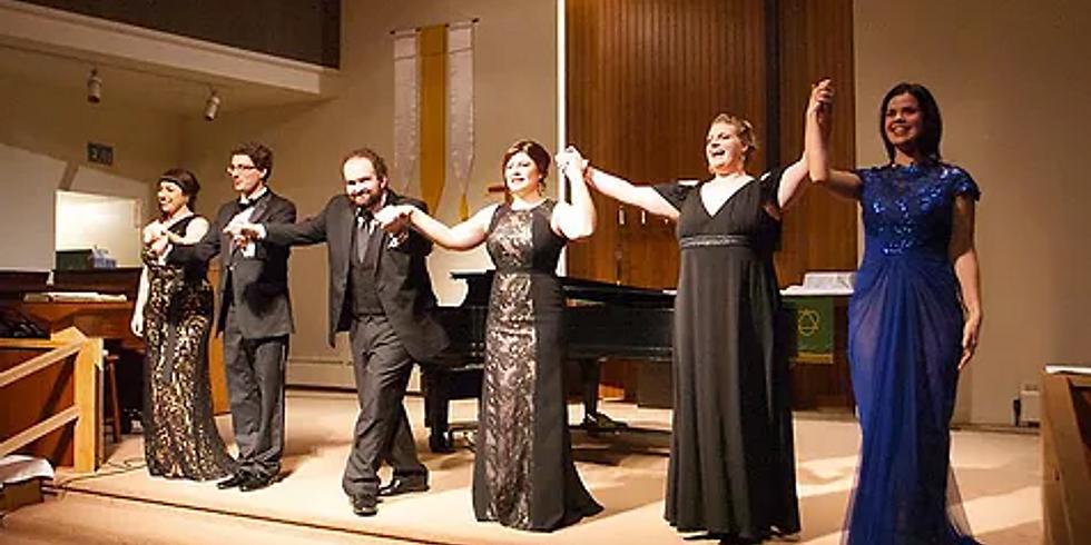 Eureka Chamber Music Series   San Francisco Opera Singers