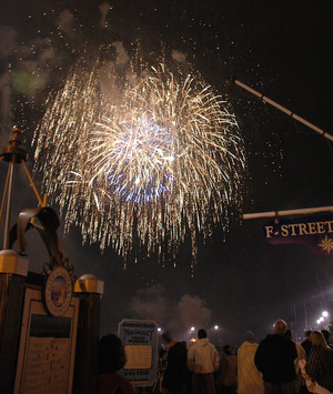 Eureka Fireworks