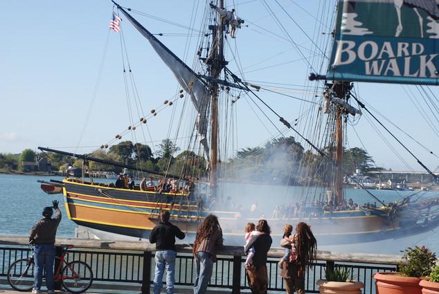 Humboldt Bay Tall Ships