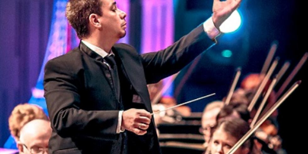 HSU Center Arts | Siberian State Symphony Orchestra