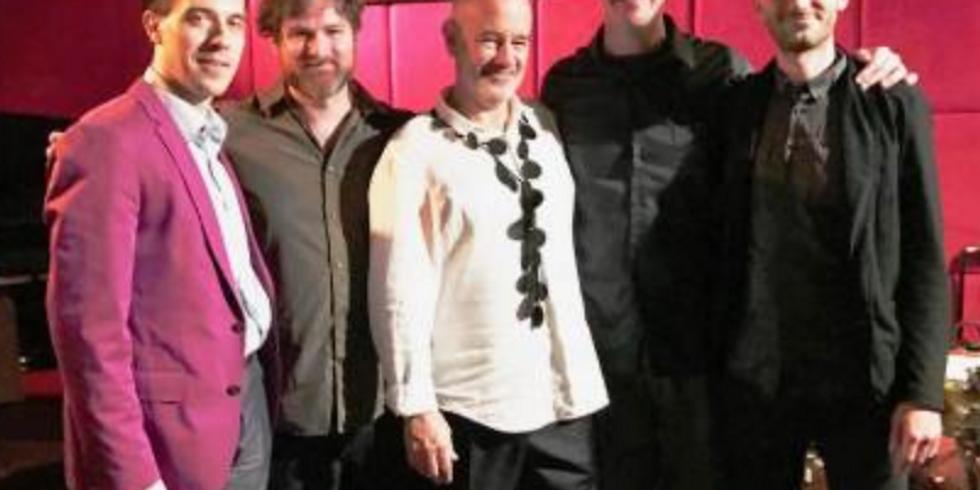 Redwood Jazz Alliance   Emilio Solla & Bien Sur
