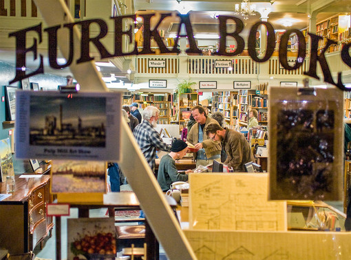 Eureka Books in Old Town