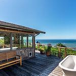 Trinidad Retreats Oceanfront View
