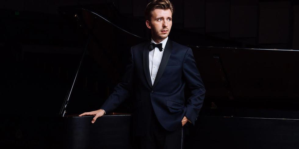 HSU Department of Music   Piano Illusions with Igor Lipinski