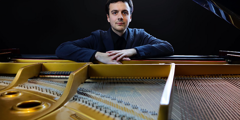 Piano Collections Music Concert |Ryan McGaughey