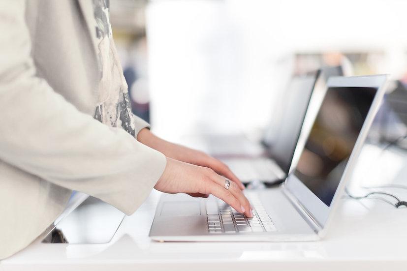 Digitalización y Automatización de Formularios de Registro de Procesos