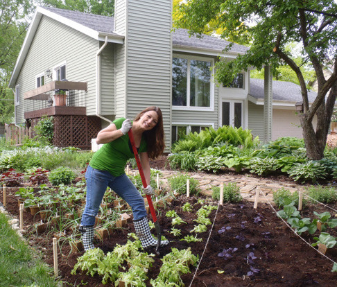 Can One Gardener Really Make a Difference?