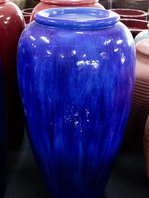 Urn Fountain – Cobalt