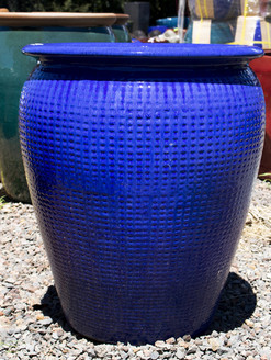 Dimple Cobalt Blue