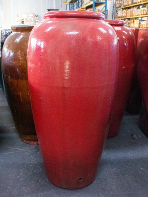 Urn Fountain – Red