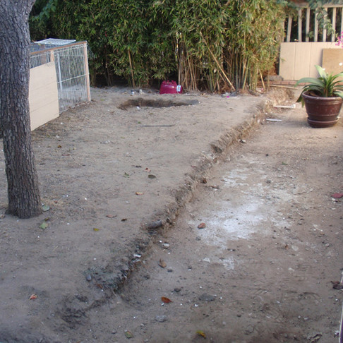 Before and After Puka Lava: From Dirt Patch to Backyard Oasis (Photos)