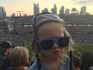 Titan up, it's game day: take your family to watch football