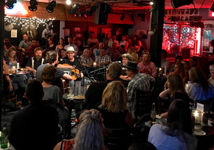 The Bluebird Cafe: one of the premier songwriter clubs in the country