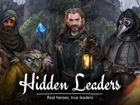 Hidden Leaders: The Journey Begins!
